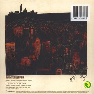 """Pearl Jam -- Bu$hleaguer 7"""""""