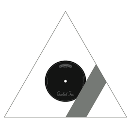 "Jaded Incorporated (Mayer Hawthorne) -- Jaded Inc. 7"" shaped vinyl"