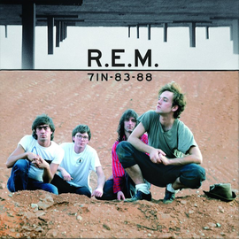 """R.E.M. - 7IN-83-88 7"""" BOX SET"""