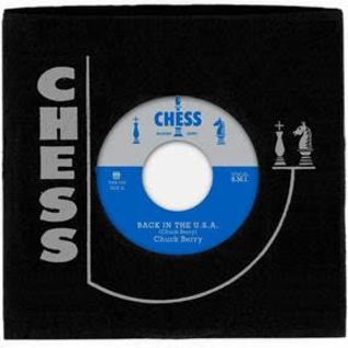 Chuck Berry - Back In The U.S.A. b/w Memphis Tennessee 7""