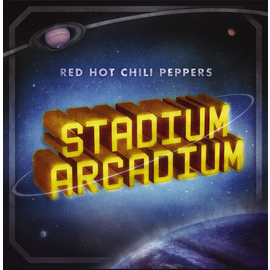 Red Hot Chili Peppers - Stadium Arcadium LP 4 LP Box Set