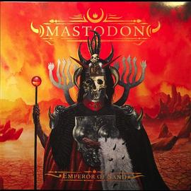 Mastodon - Emperor Of Sand LP pink vinyl