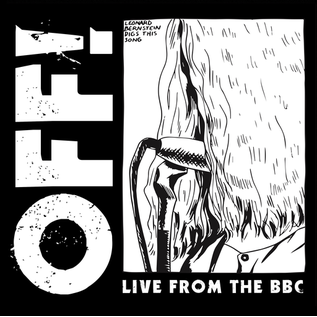 OFF! -- Live From The BBC 10''