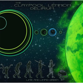 Claypool Lennon Delirium -Lime And Limpid Green 10''