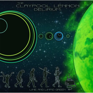 Claypool Lennon Delirium - Lime And Limpid Green 10''