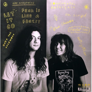 Courtney Barnett & Kurt Vile - Lotta Sea Lice LP