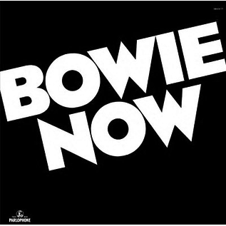David Bowie - Now LP white vinyl