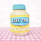 Deer Tick -- Mayonnaise LP white vinyl with 7""