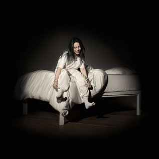 Billie Eilish ‎– When We All Fall Asleep, Where Do We Go? LP pale yellow vinyl