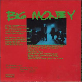 "Big Black – Il Duce 7"" vinyl"