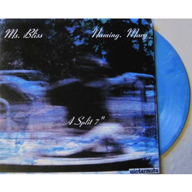 Ms. Bliss* / Naming Mary -- A Split 7''