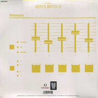 J-Dilla -- Beats Batch 3 10''