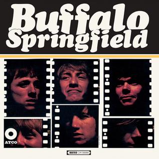 Buffalo Springfield -- Buffalo Springfield LP mono