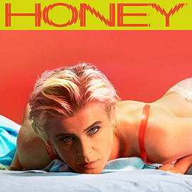 Robyn -- Honey LP