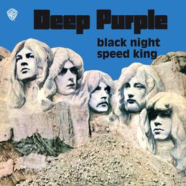 DEEP PURPLE - BLACK NIGHT 7''