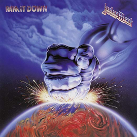 Judas Priest -- Ram It Down LP