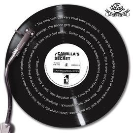 Camilla's Little Secret (Robert Fripp) - Tantalizing Eyes 12'' vinyl