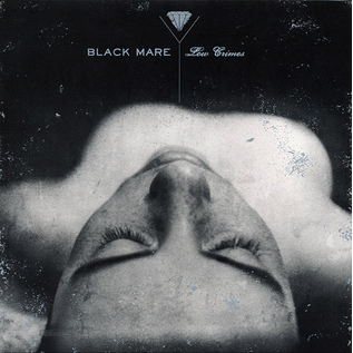 BLACK MARE / LYCIA - LOW CRIMES / SILVER LEAF 7'' split