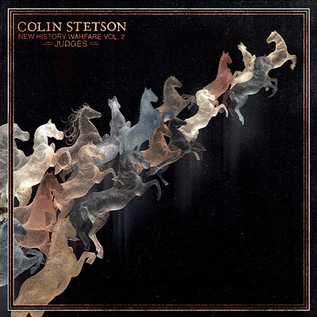 Colin Stetson -- New History Warfare Vol. 2: Judges LP with cd