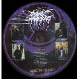 Darkthrone -- Soulside Journey LP picture disc