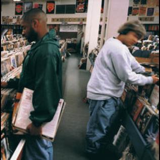 DJ Shadow -- Endtroducing..... LP