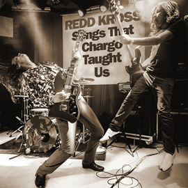 Redd Kross / Side Eyes - Songs That Chargo Taught Us 7''
