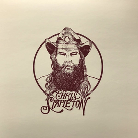 Chris Stapleton ‎– From A Room: Volume 1 LP