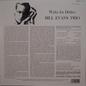 Bill Evans Trio – Waltz For Debby LP