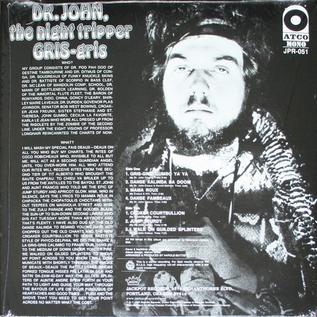 Dr. John, The Night Tripper – Gris-gris LP