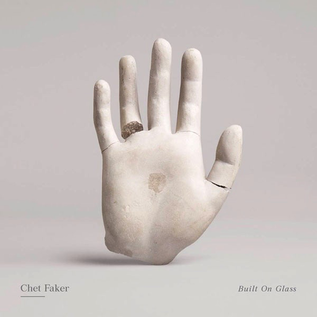 Chet Faker ‎– Built On Glass LP clear vinyl