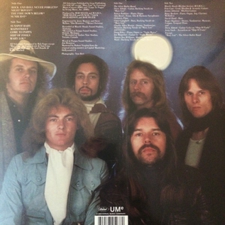 Bob Seger And The Silver Bullet Band -- Night Moves LP