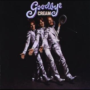 CREAM - GOODBYE LP