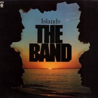 Band -- Islands LP