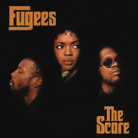 Fugees -- The Score LP