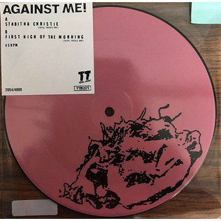 Against Me! - Stabitha Christie 7'' picture disc