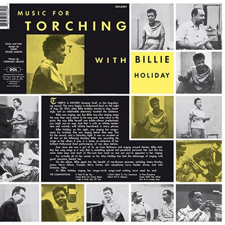 Billie Holiday – Music For Torching With Billie Holiday LP