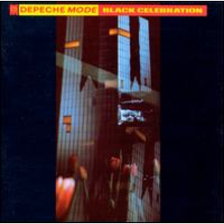 Depeche Mode -- Black Celebration LP