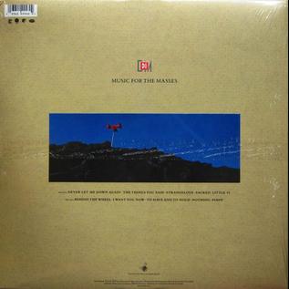 Depeche Mode -- Music For The Masses LP