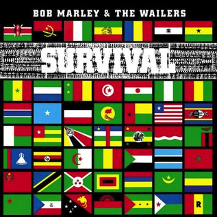 Bob Marley & The Wailers -- Survival LP