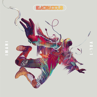 BLACKALICIOUS - IMANI LP