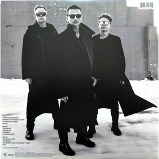 Depeche Mode -- Spirit LP