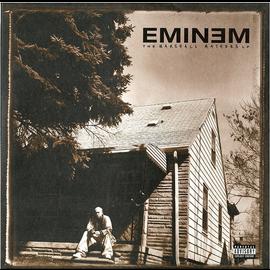 Eminem -- The Marshall Mathers LP LP
