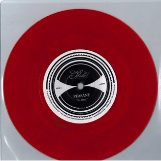 ALAIN JOHANNES (QUEENS OF THE STONE AGE) / PEASANT - So Hazy / I Do 7'' split