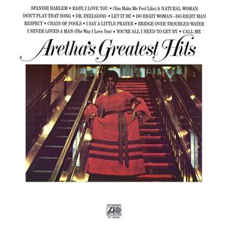 Aretha Franklin - Greatest Hits LP