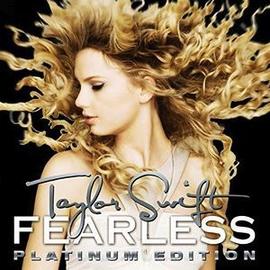 Taylor Swift -- Fearless (Platinum Edition) LP
