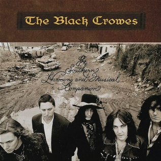 Black Crowes -- The Southern Harmony And Musical Companion LP