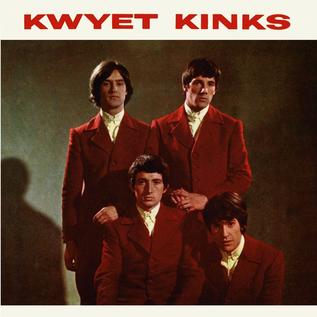 KINKS - KWYET KINKS 7''