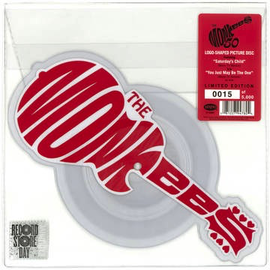 Monkees - Saturday's Child / You Just May Be The One 7''