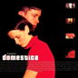 Cursive – Domestica LP red vinyl with download