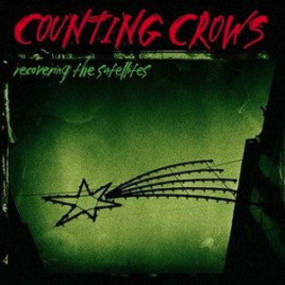 Counting Crows - Recovering The Satellites LP